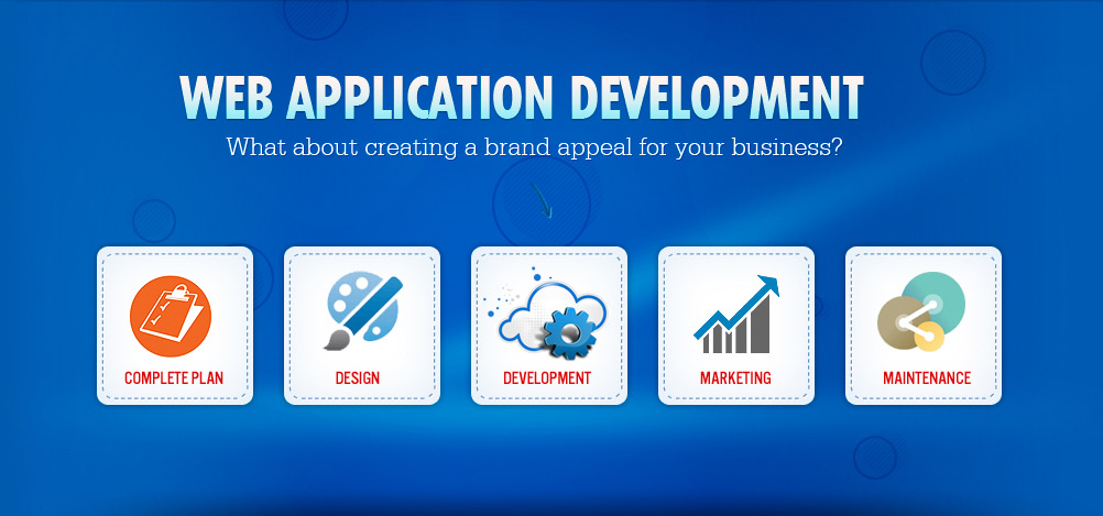 web application banner
